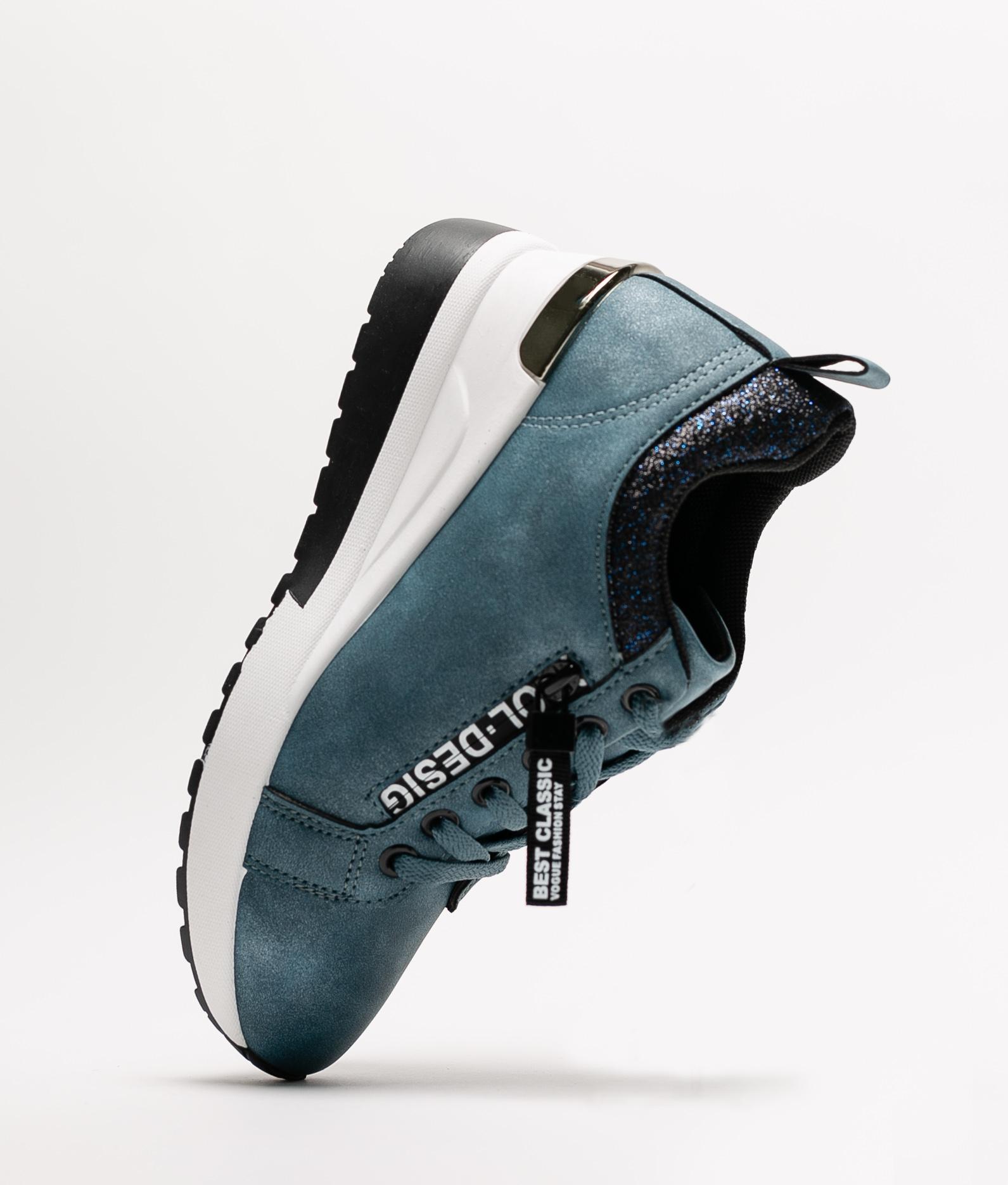 Sneakers SALTY - AZUL