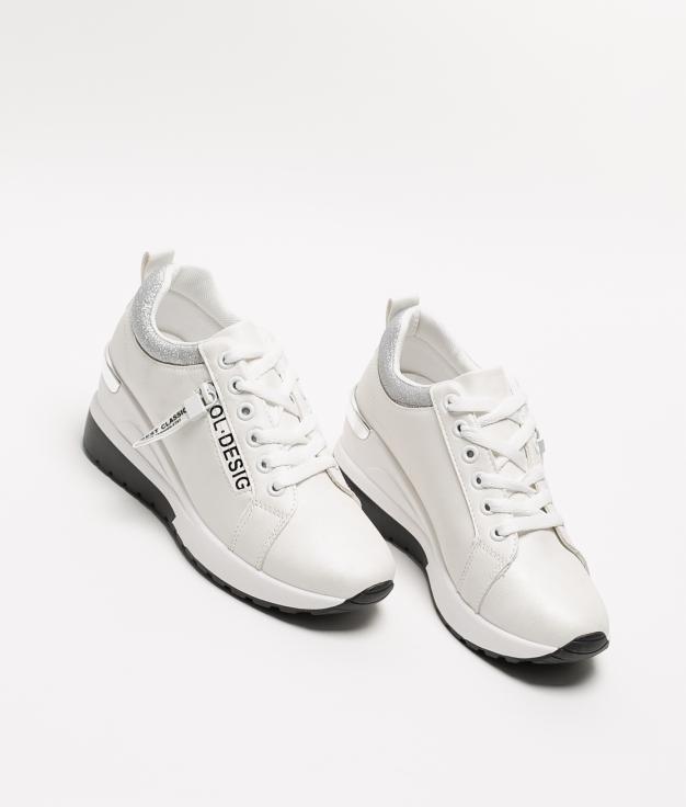 Sneakers SALTY - BLANCO