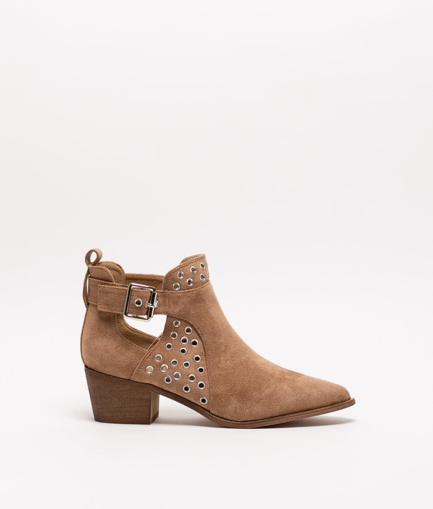 Low Boot PENTO - Camel