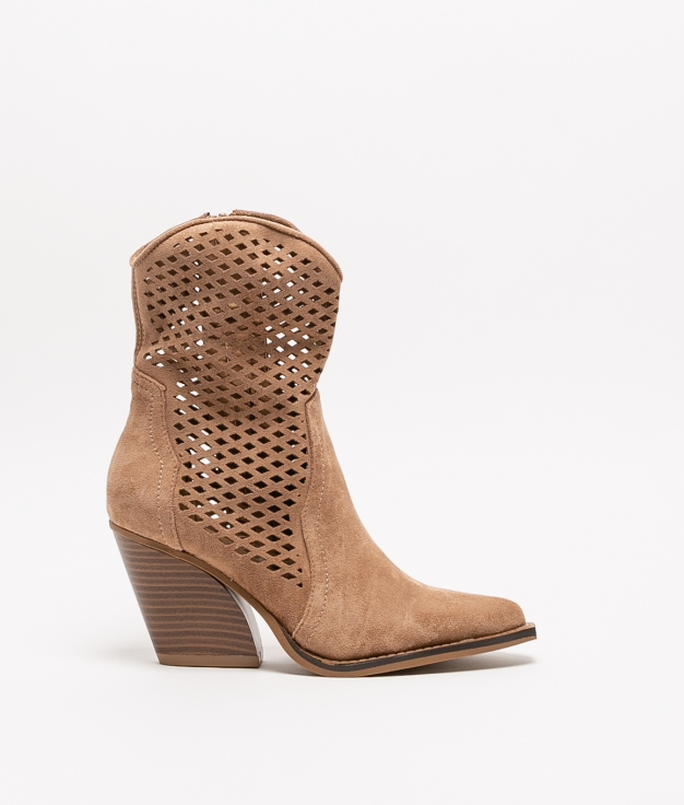 Low Boot BLADER - CAMEL