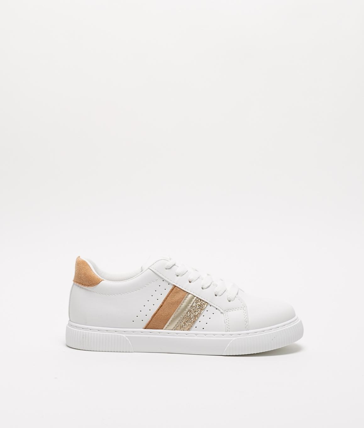 Sneakers BAREY - KHAKI