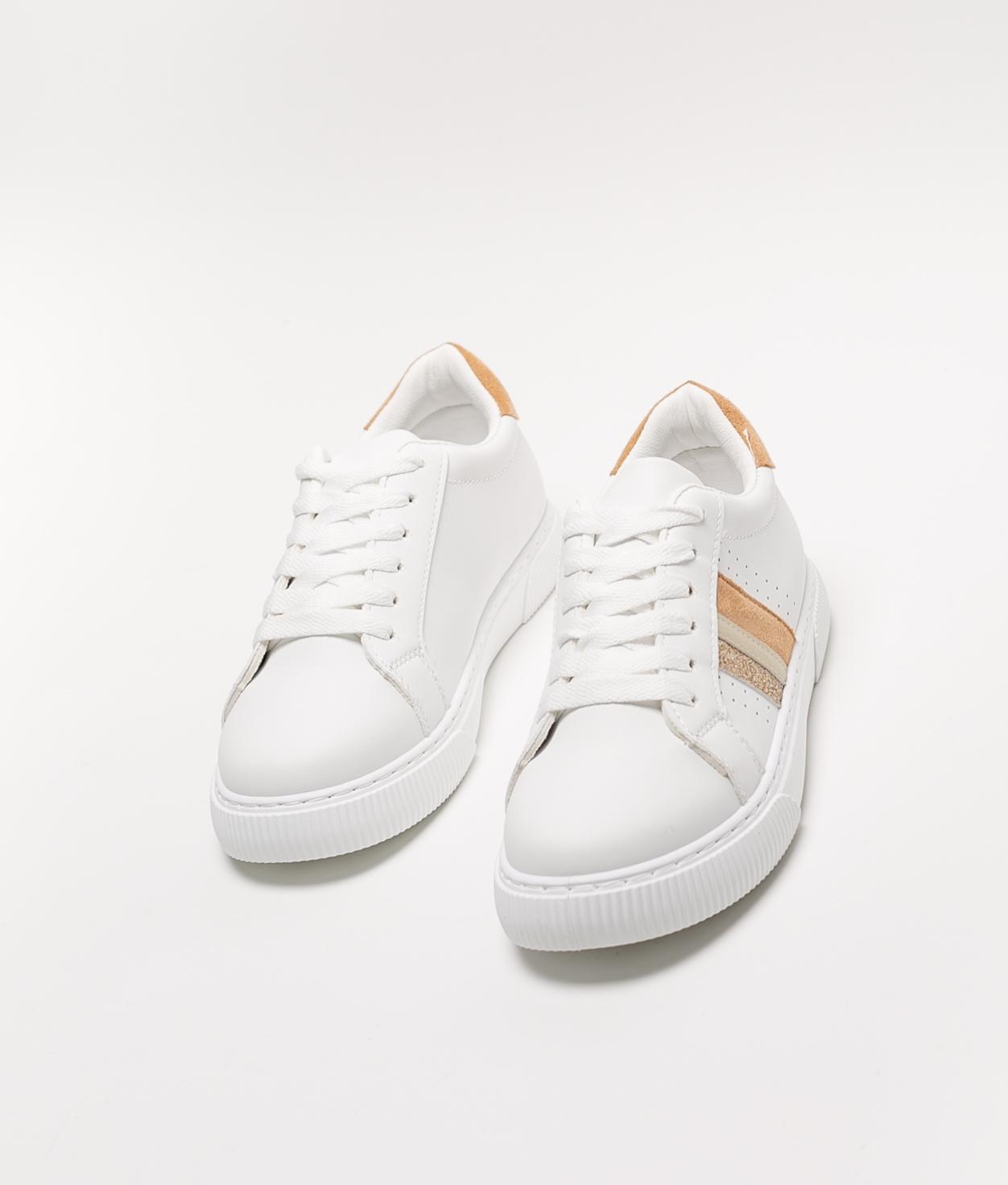 Sneakers BAREY - KAKI
