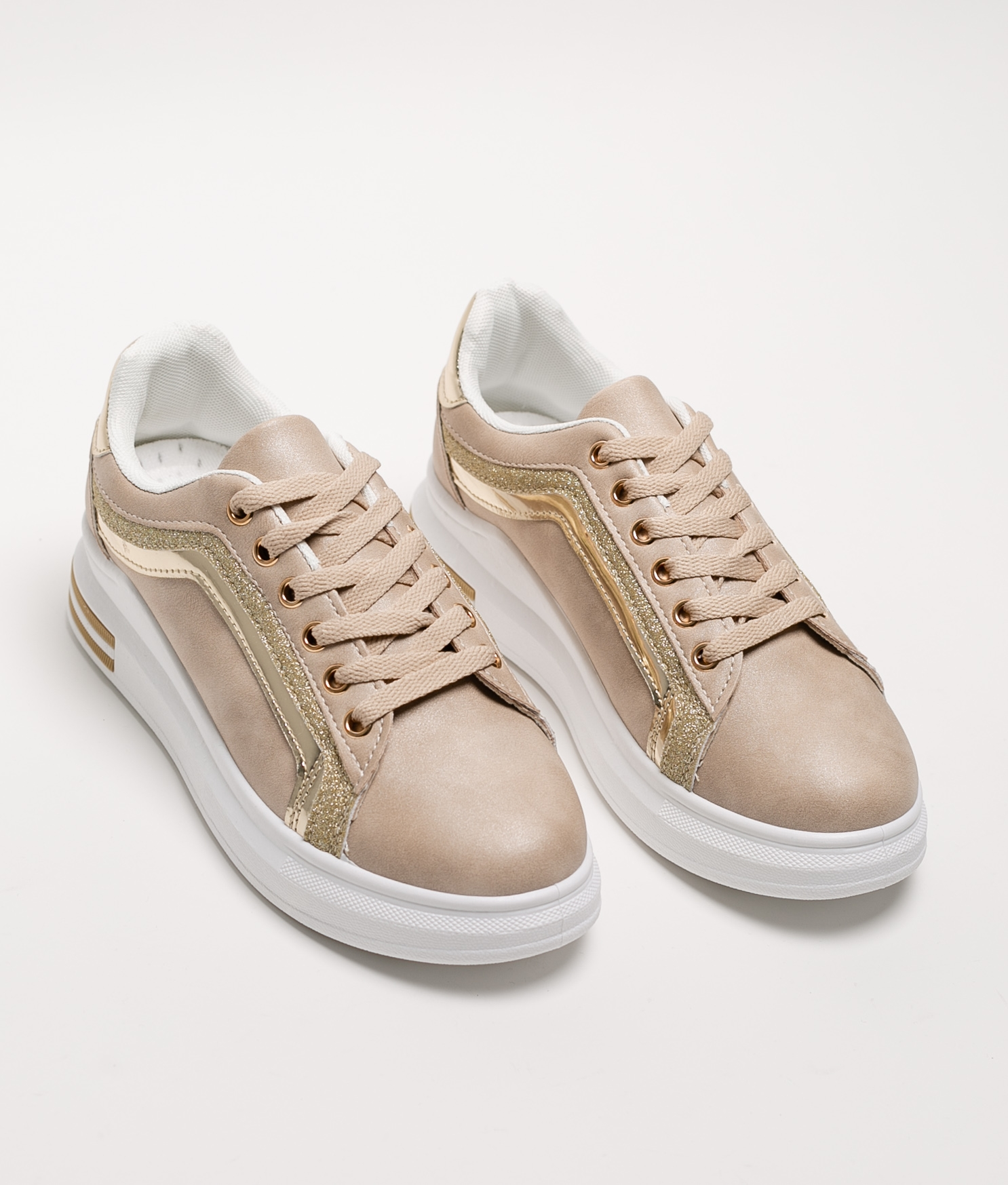 Sneakers LUPI - beige