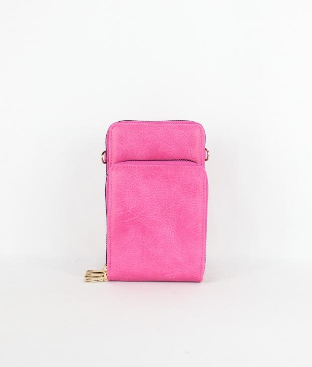 Wallet Mobile Holder Kala - Fucsia
