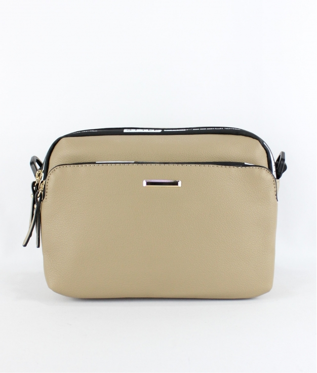 Wallet Style - Taupe