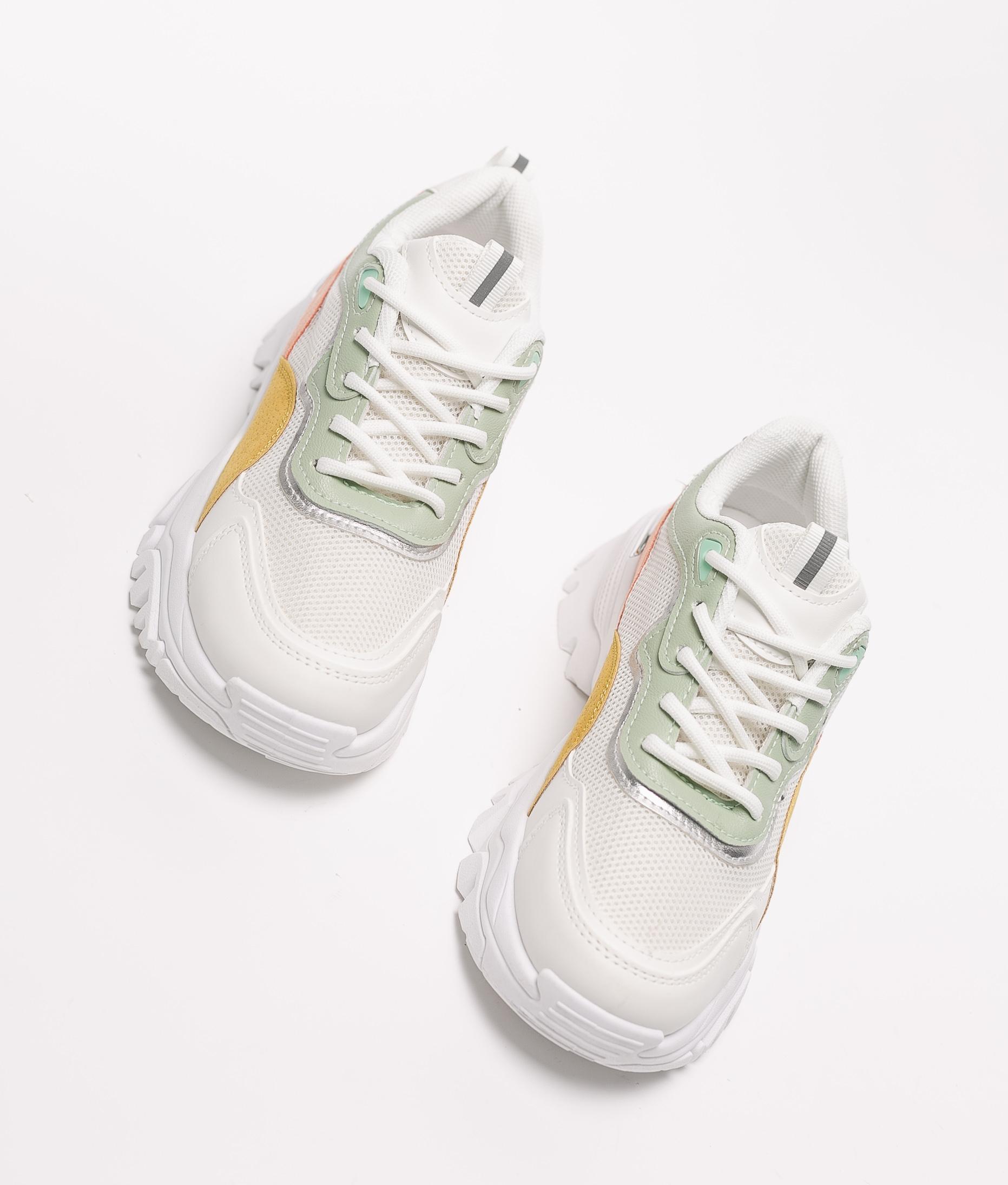 Sneakers Tigo - Naranja