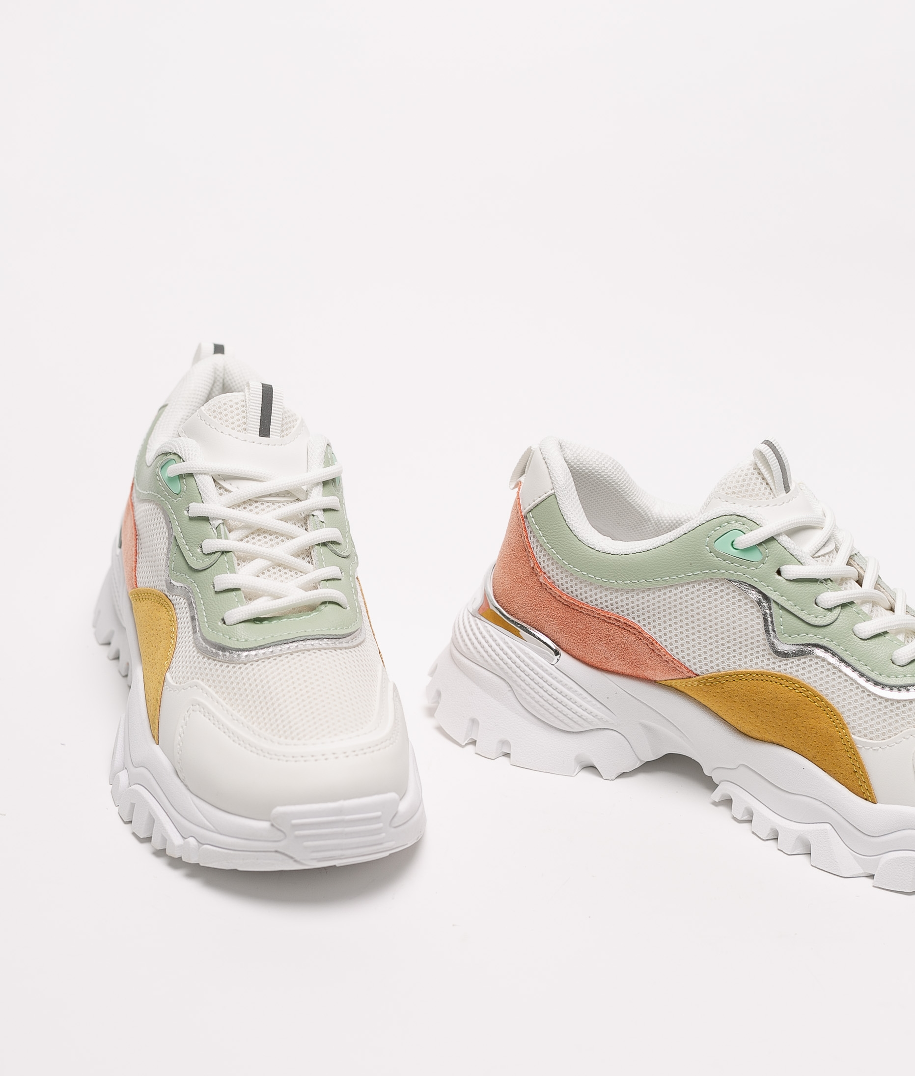 Sneakers Tigo - Orange