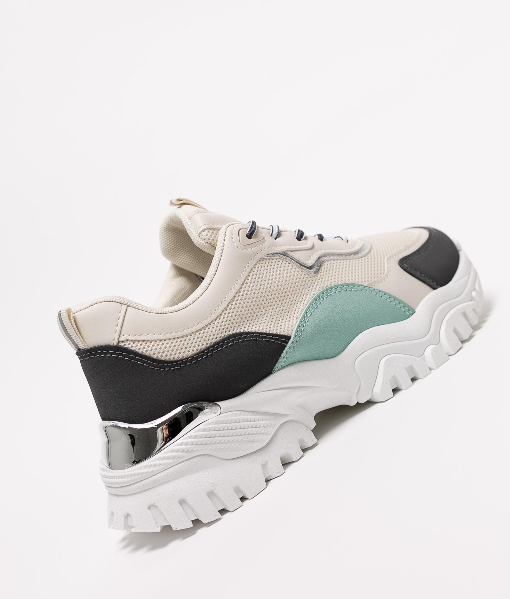 Sneakers Tigo - Bleu