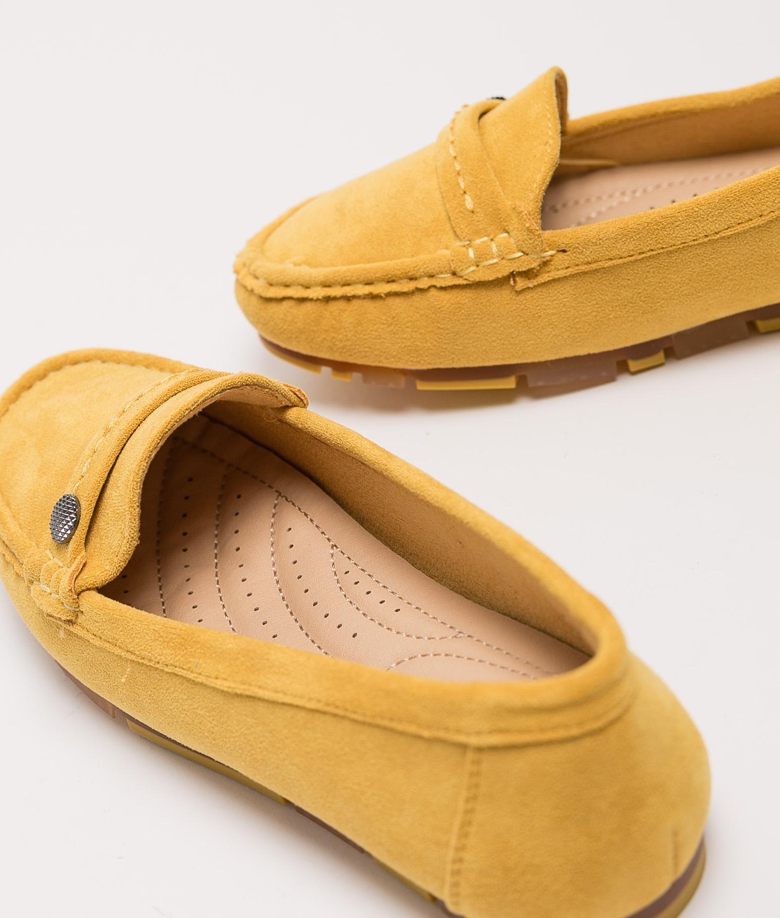 Shoes MIRTO - YELLOW