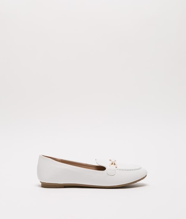 Sapato LUPER - BRANCO