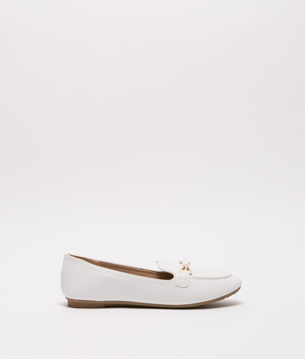 Shoes LUPER - WHITE