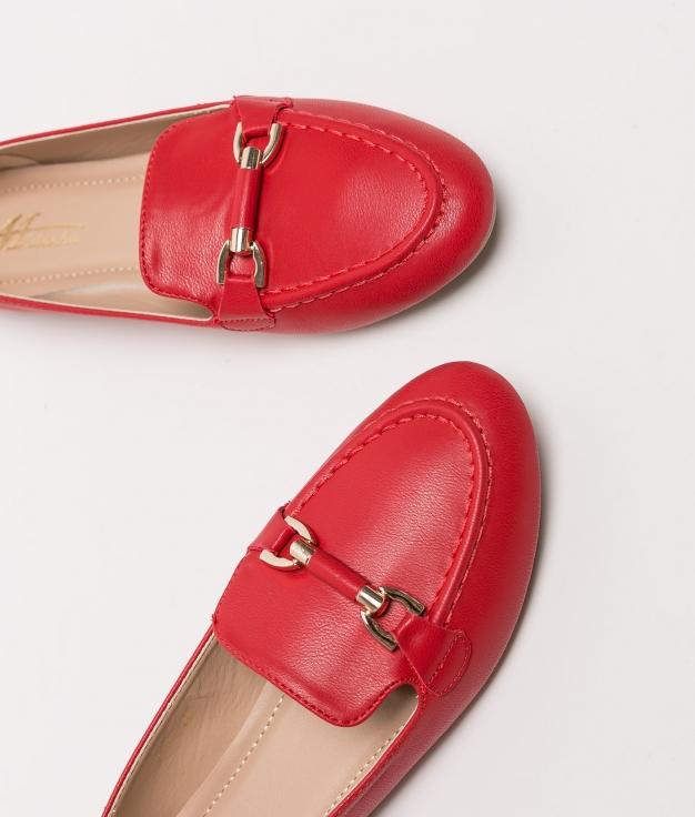 Zapato LUPER - ROJO