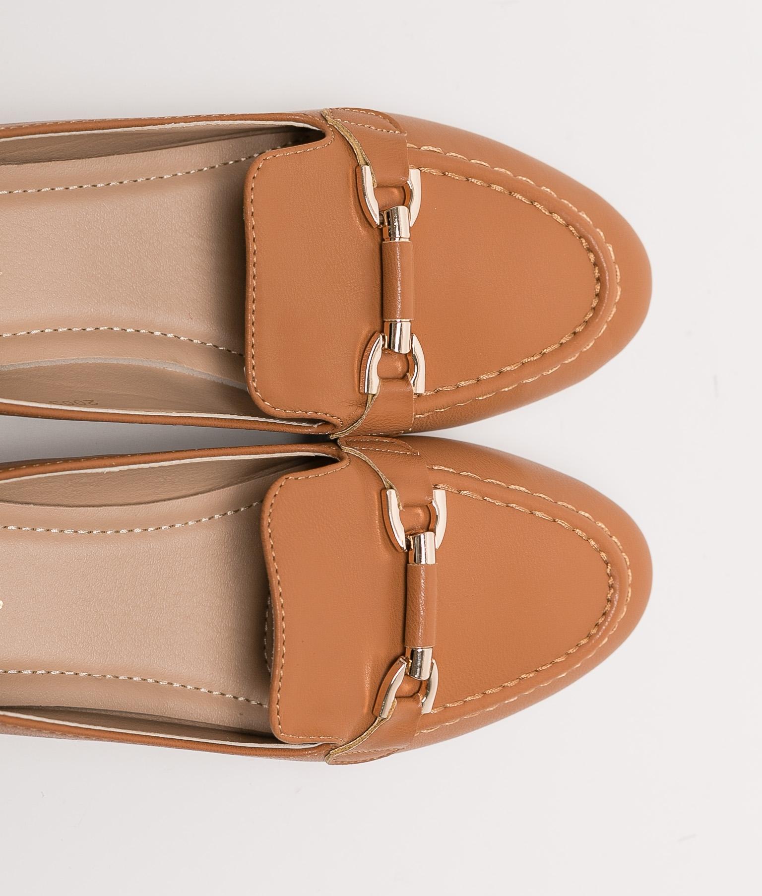 Sapato LUPER - CAMELO