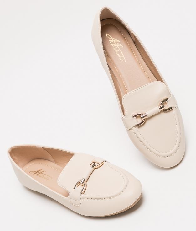 Sapato LUPER - BEIGE