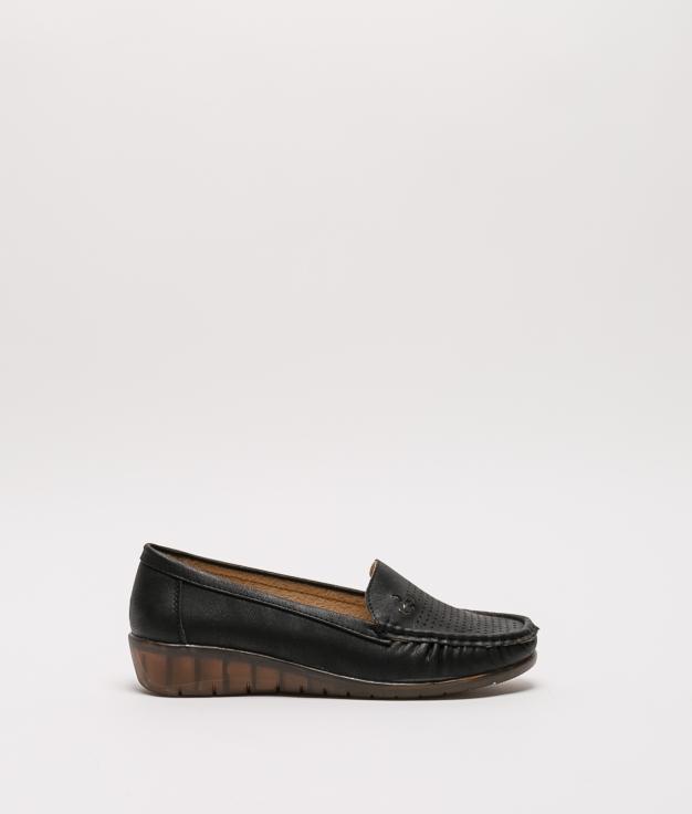 Shoes BURLE - BLACK