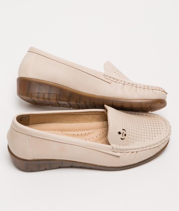 Sapato BURLE - BEIGE