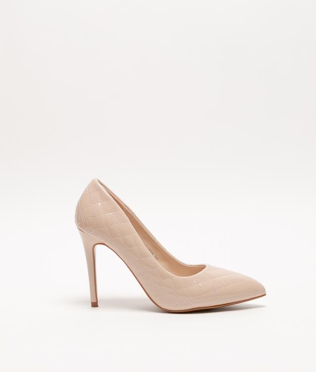 Zapato de Tacón KLITEN - BEIGE