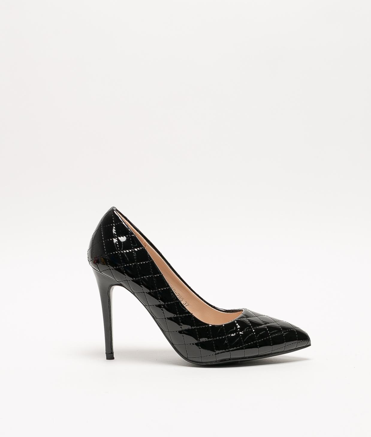 Zapato de Tacón KLITEN - Negro