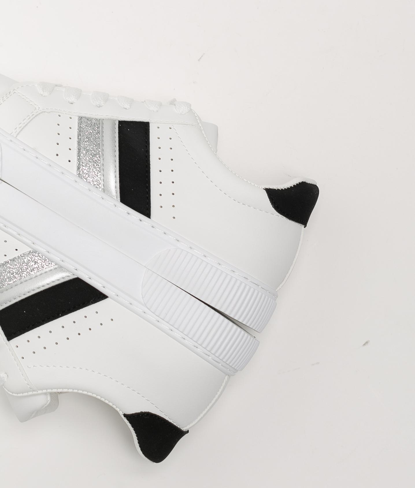 Sneakers BAREY - BLACK