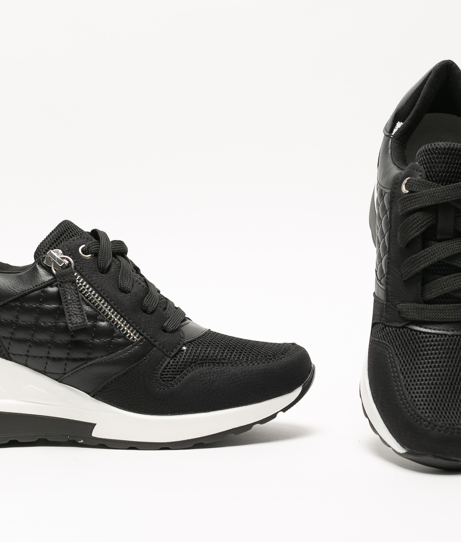 Sneakers GOLEN - BLACK