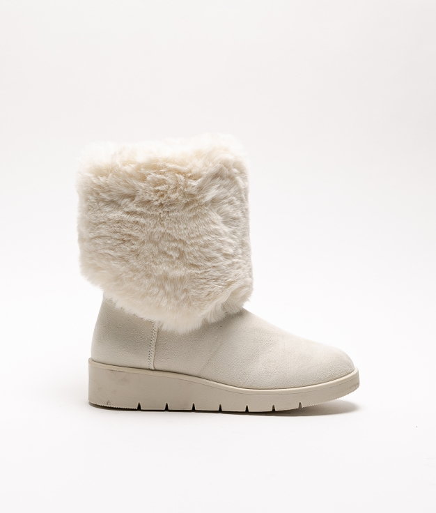 Low Boot Wendi - Ice