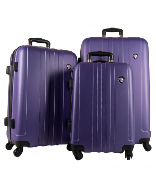Suitcase Venecia 3 Pieces - Purple