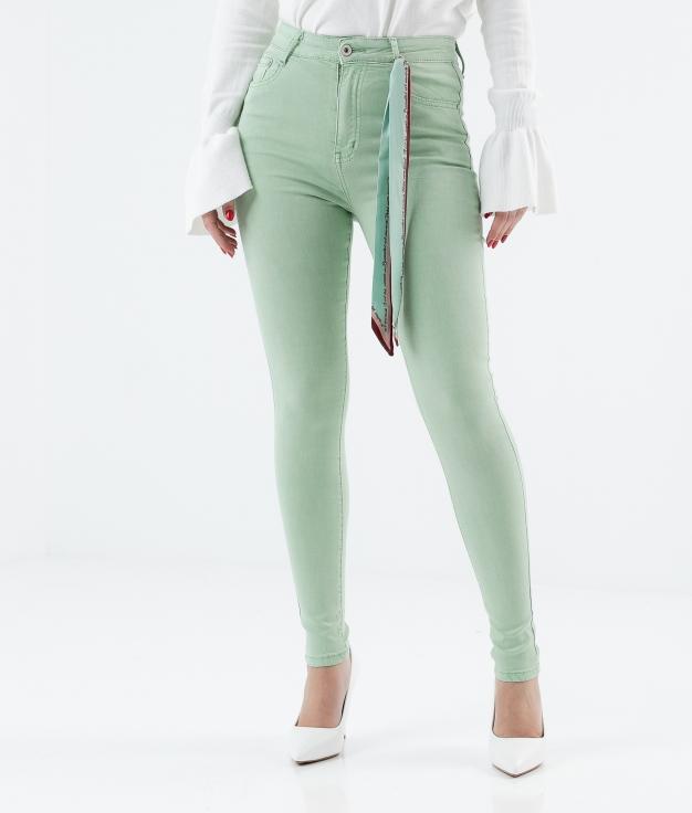 Pantalón Callut - Vert
