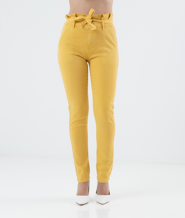 Pantalón Verlion - Amarillo