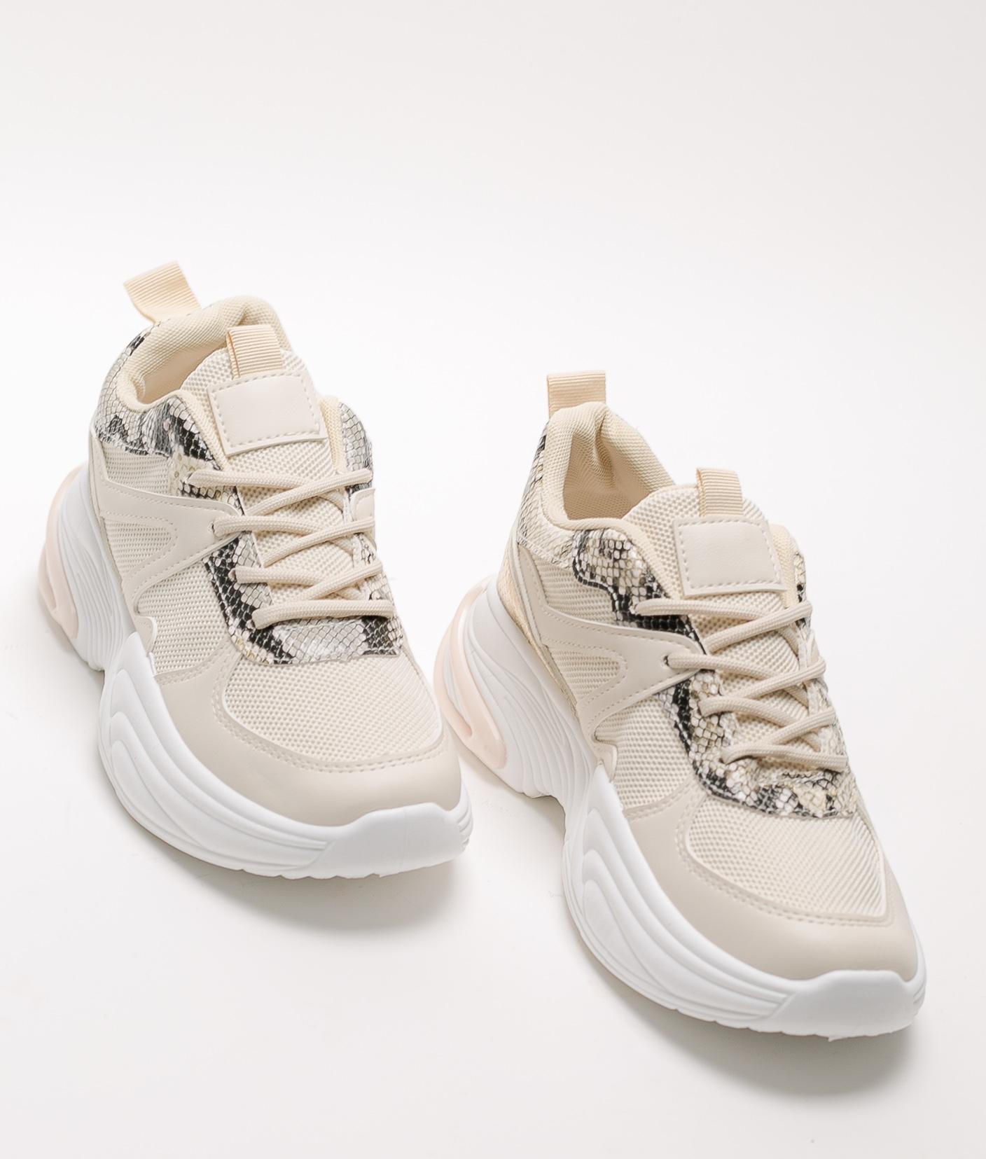 Sneakers Peser - Bege