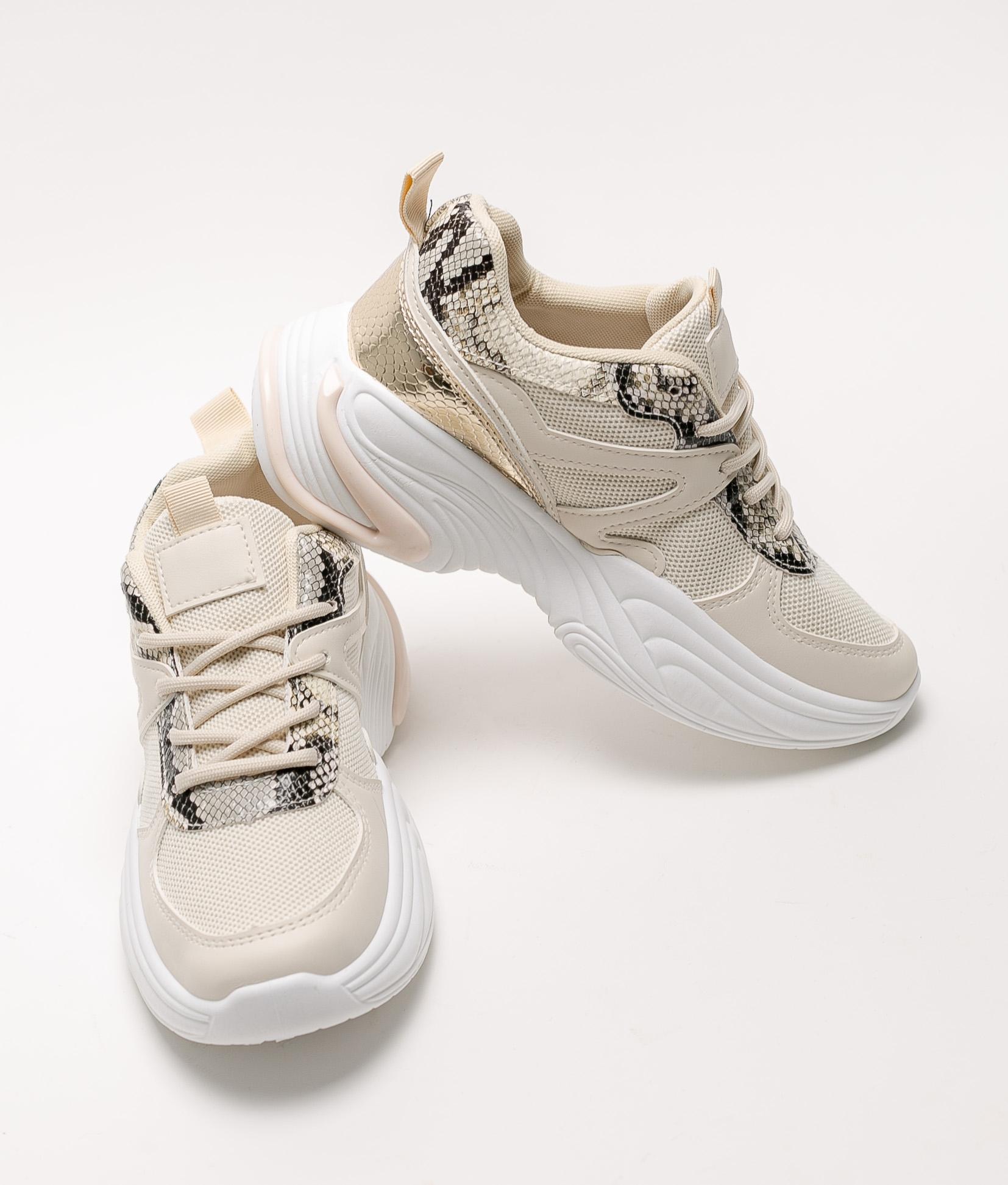 Sneakers Peser - Beige