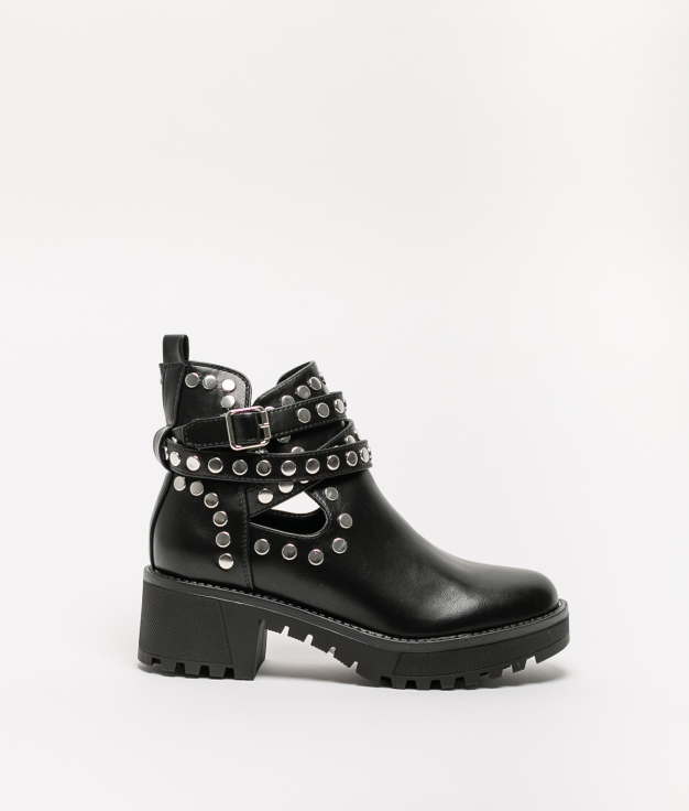 Low Boot Lior - Black