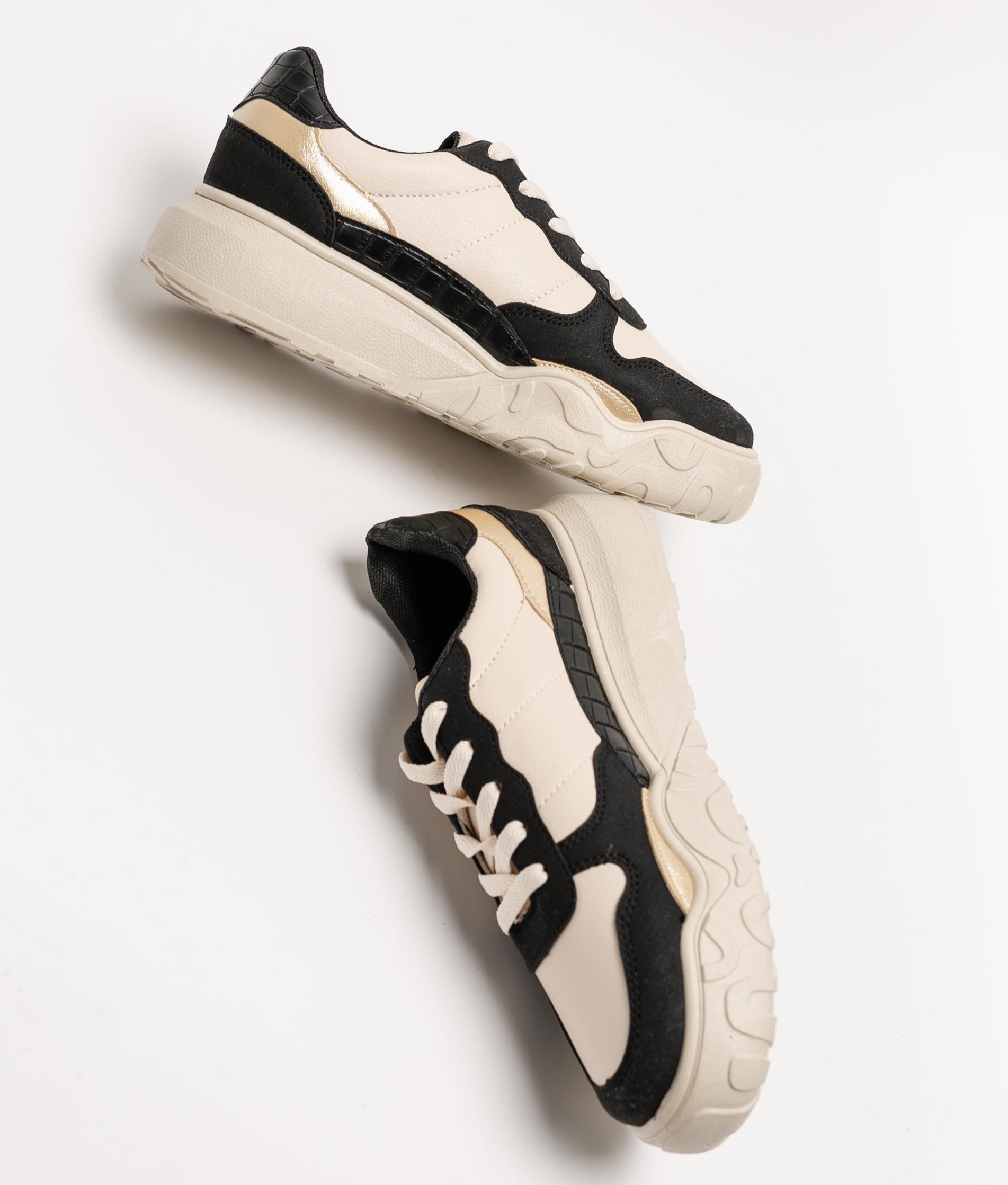 Sneakers Carel - Noir