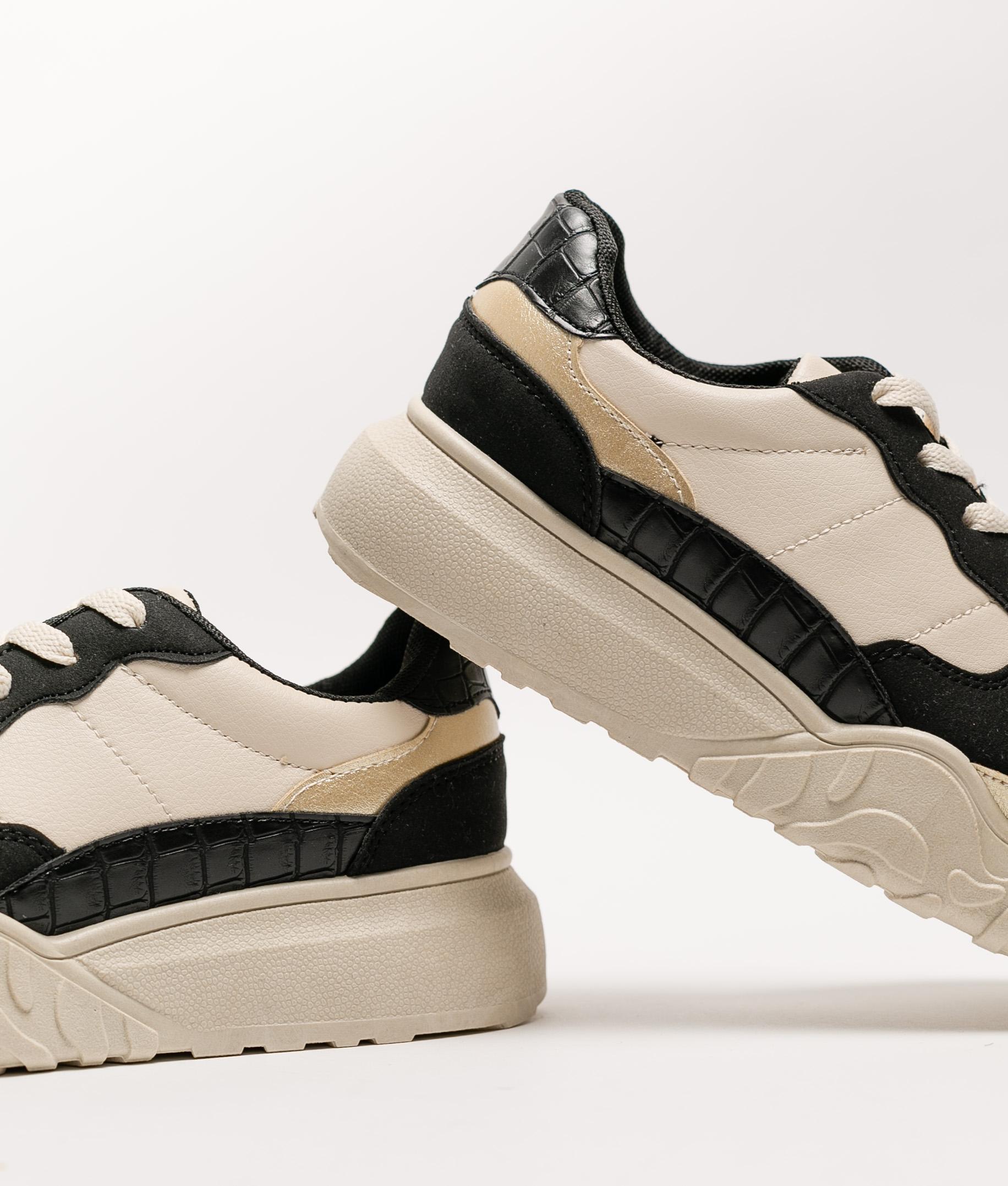 Sneakers Carel - Nero