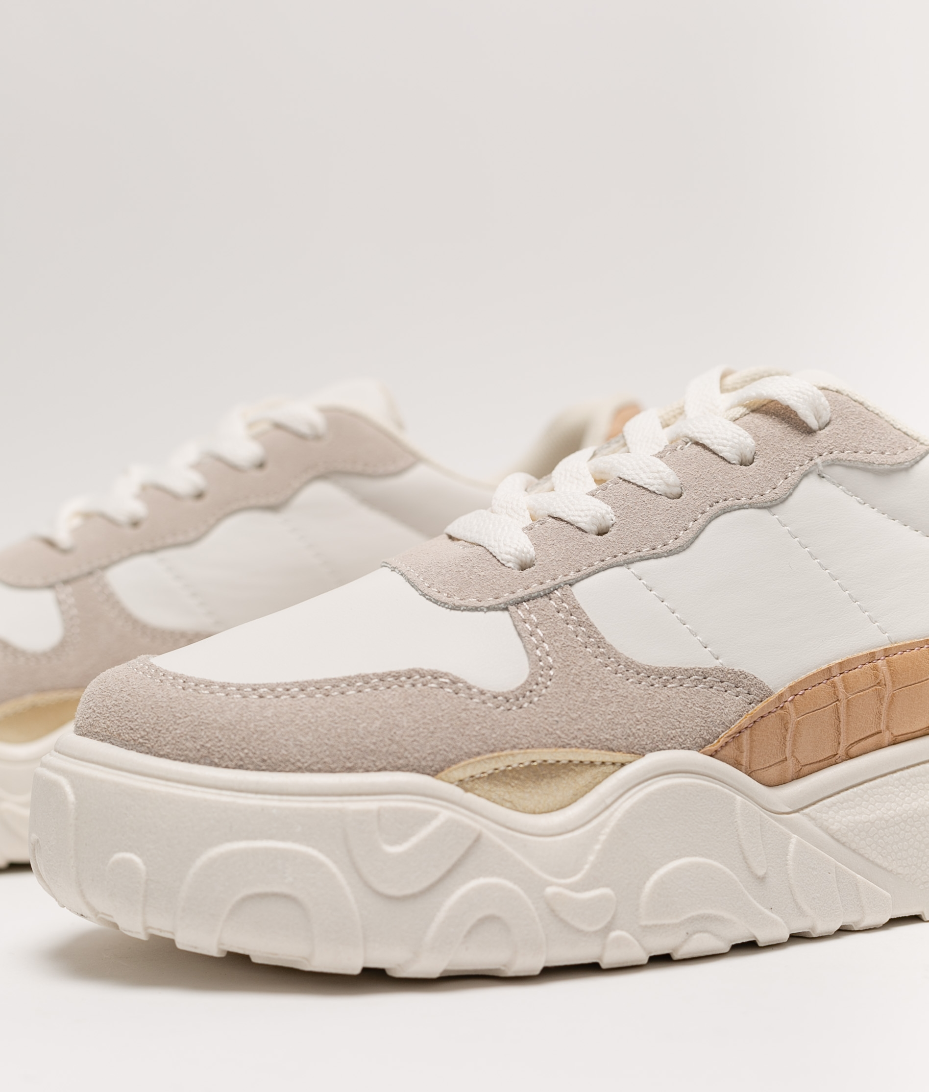 Sneakers Carel - Bege