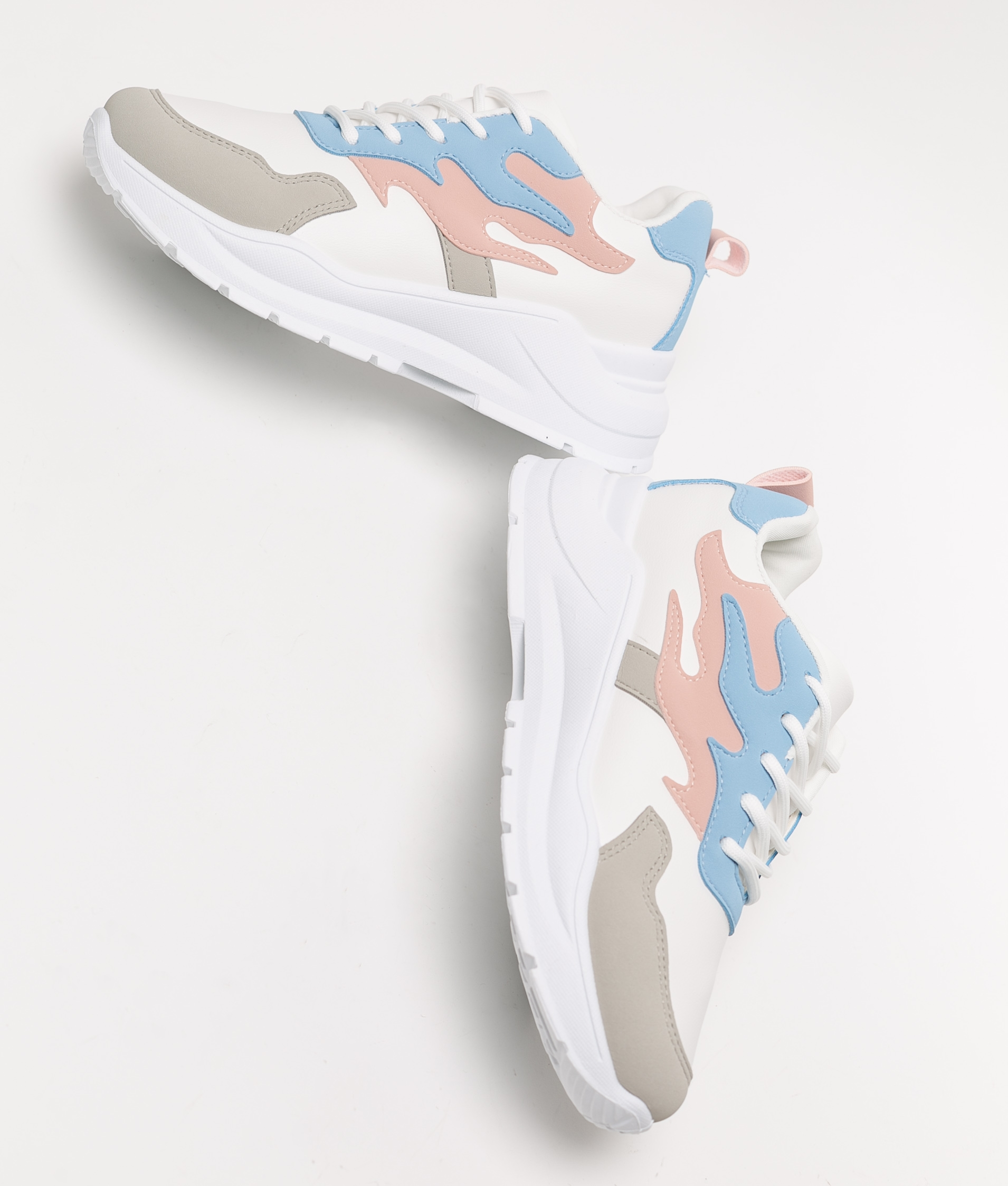 Sneakers Sunco - Azul claro