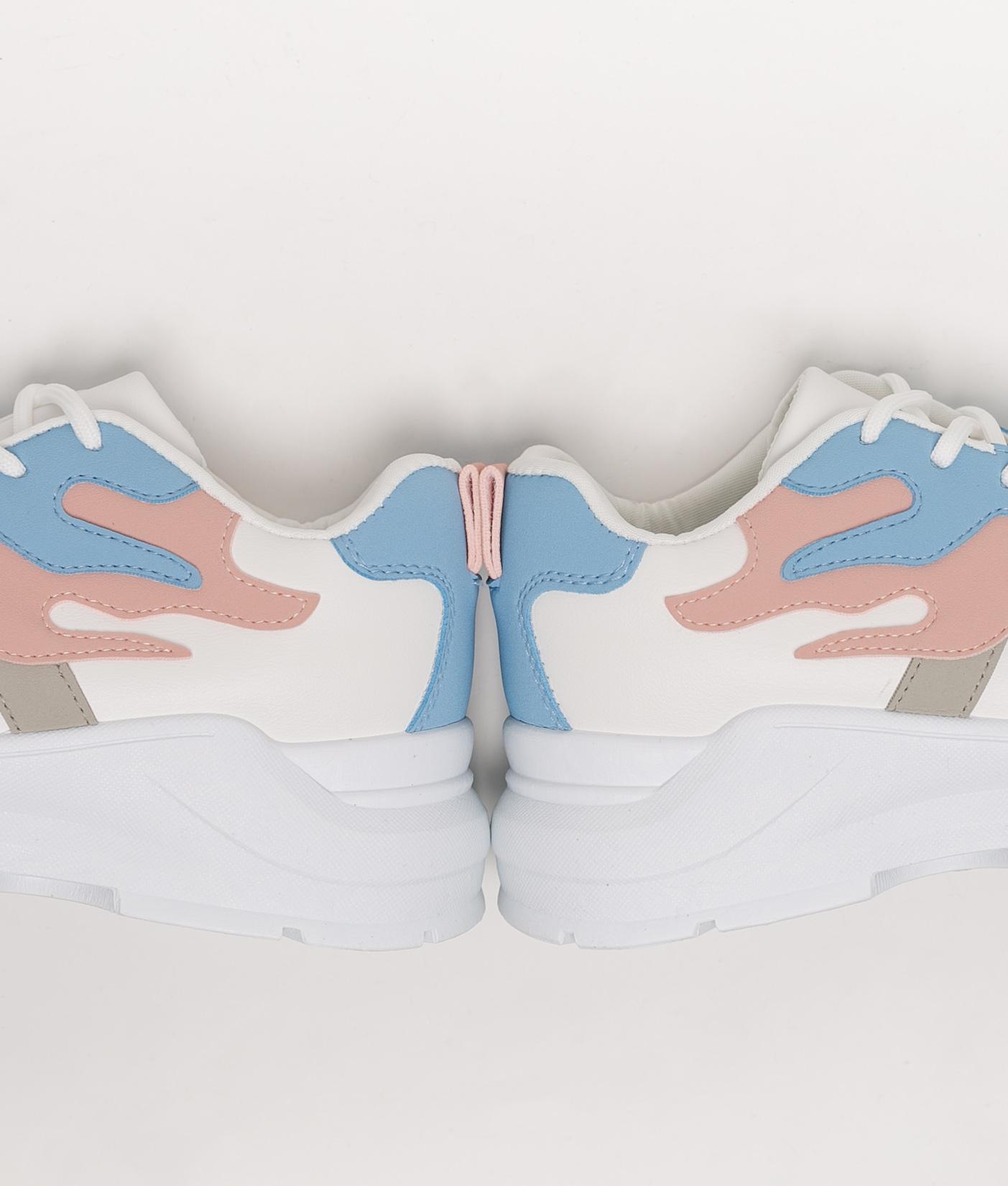 Sneakers Sunco - Light blue