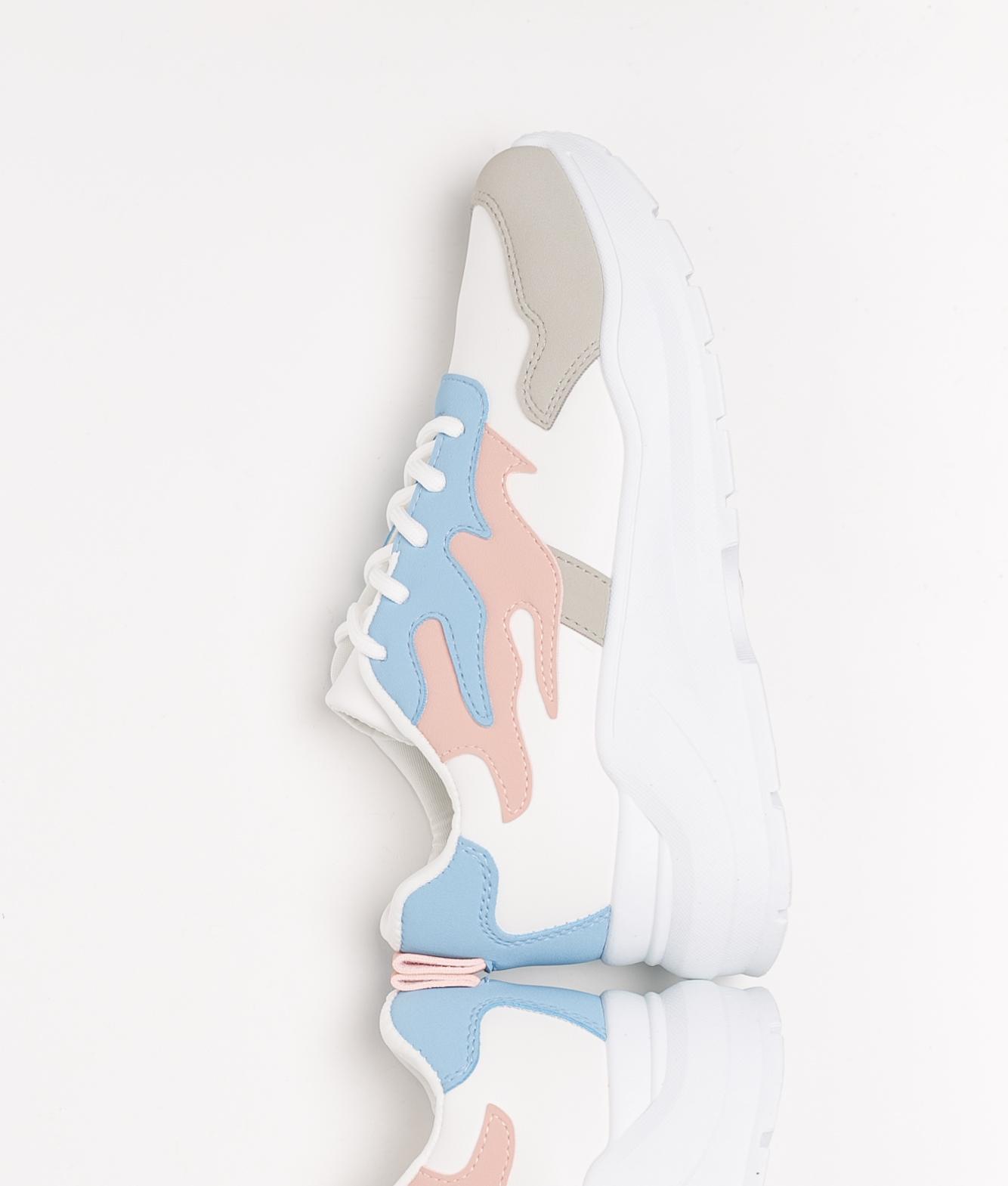 Sneakers Sunco - Blu chiaro
