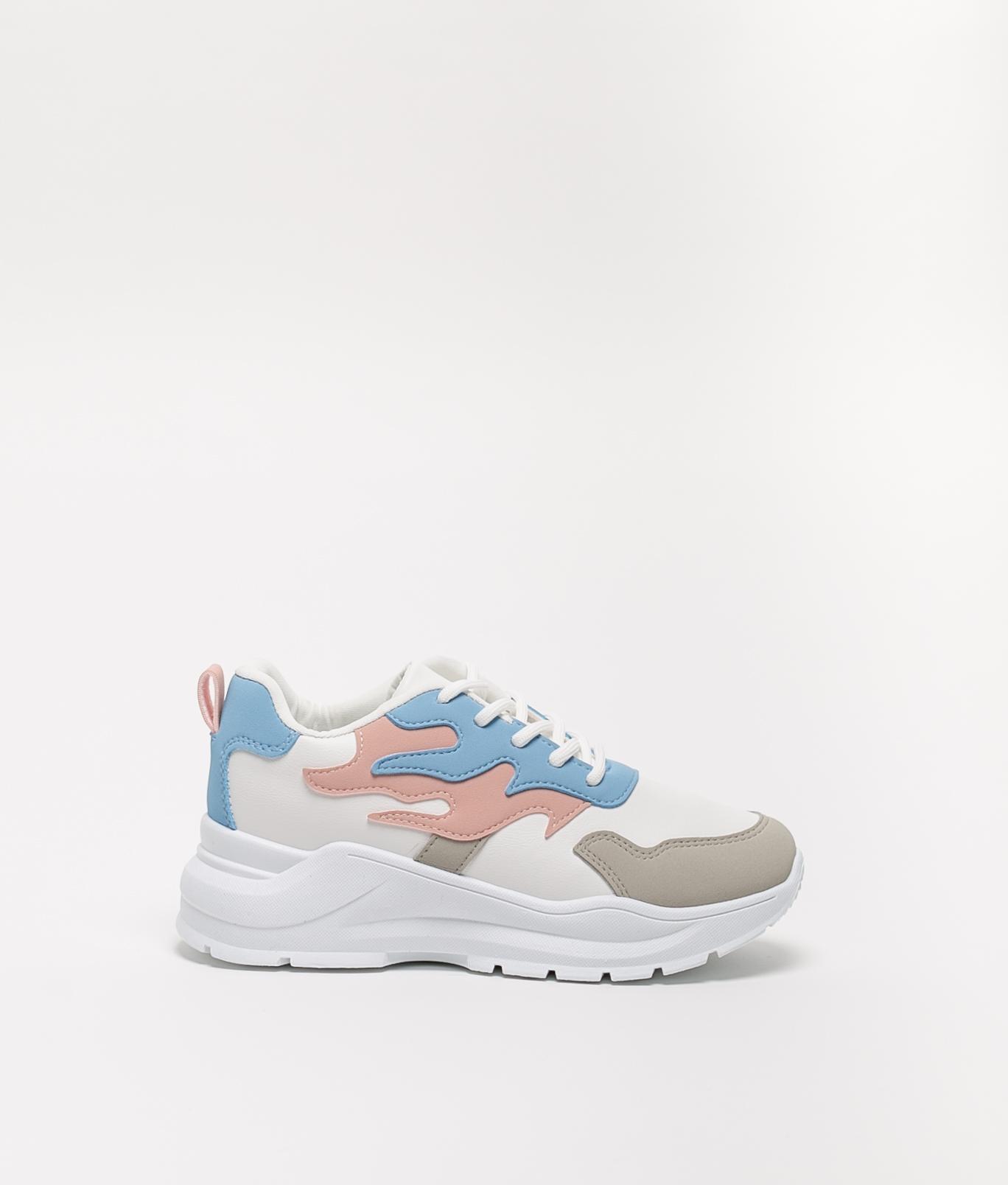 Sneakers Sunco - Bleu clair