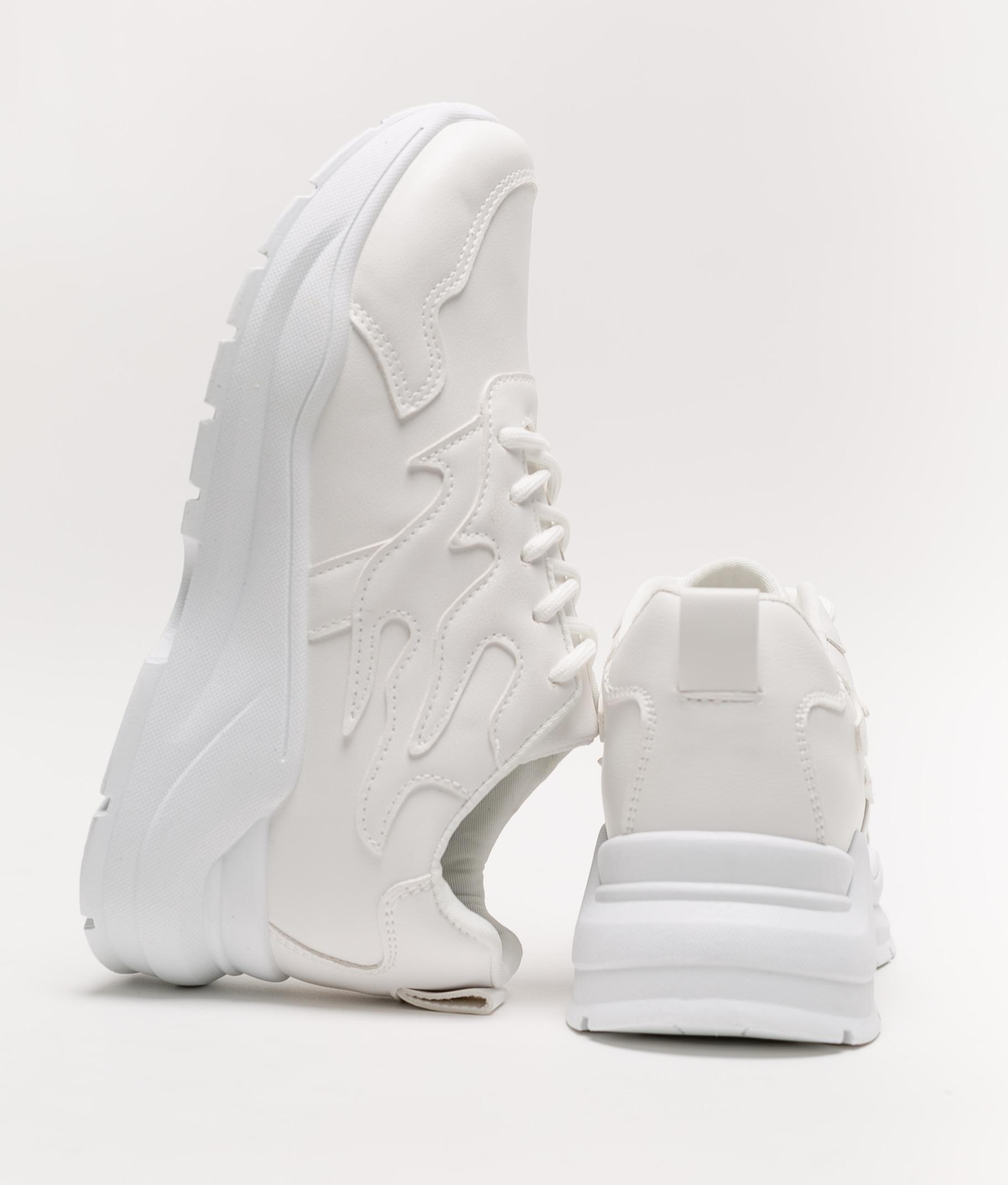 Sneakers Sunco - Branco