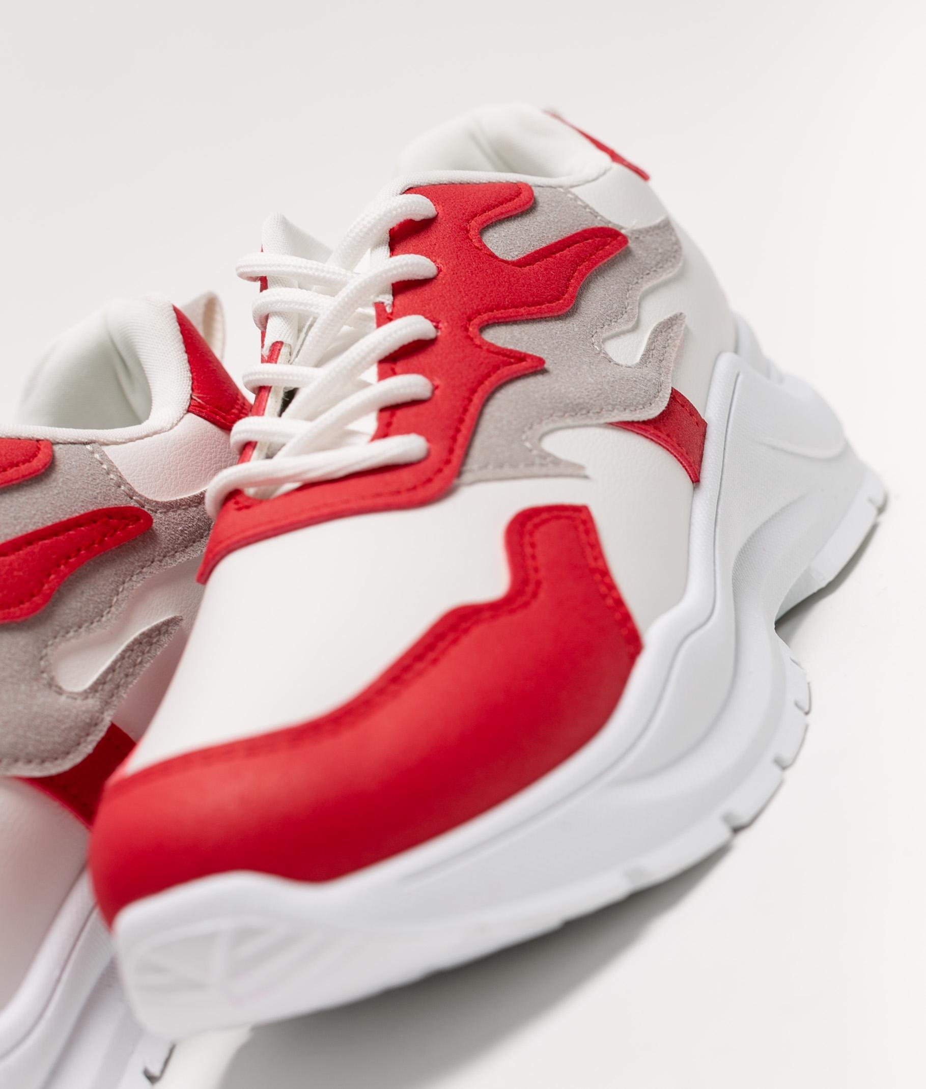 Sneakers Sunco - Rojo