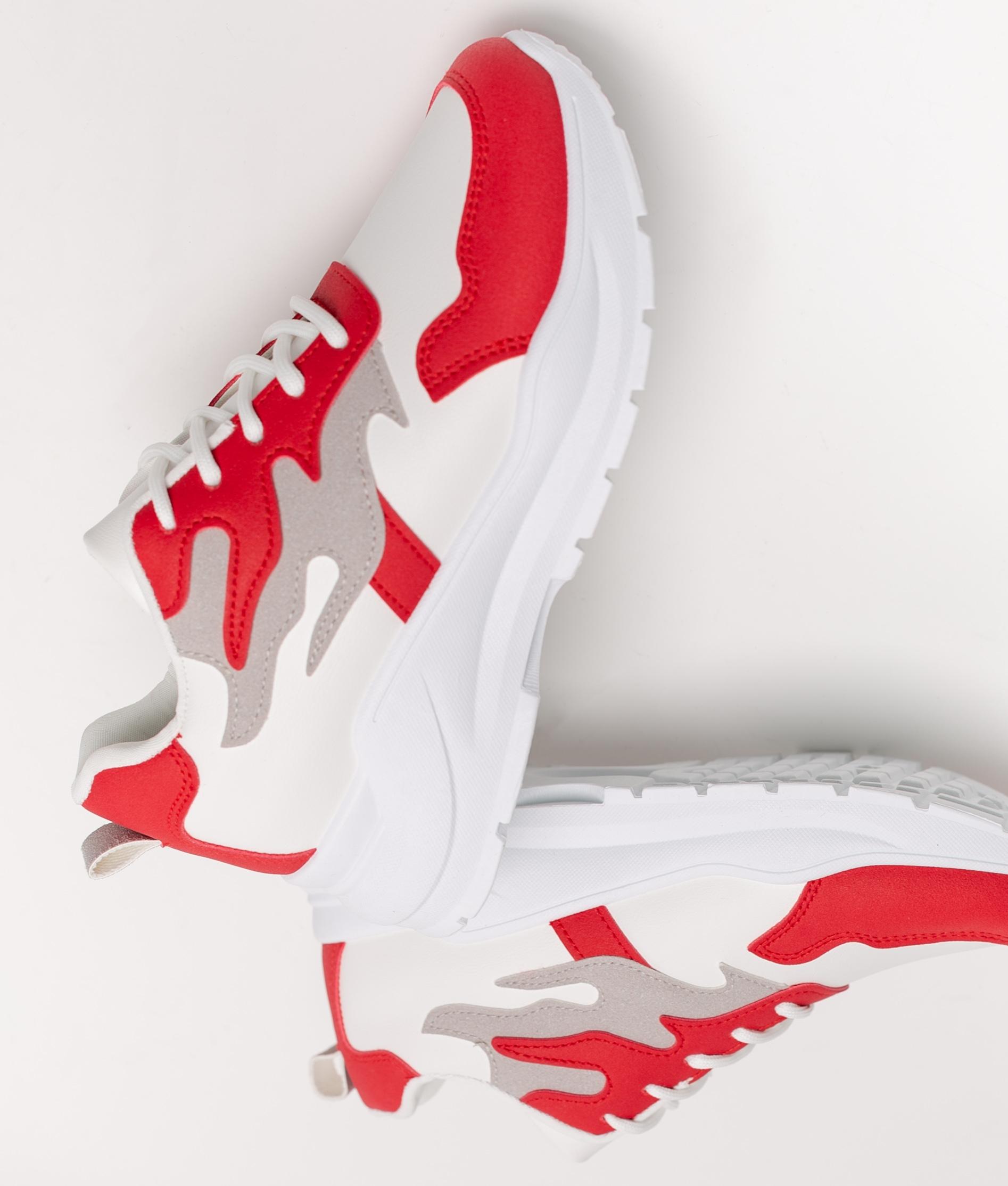Sneakers Sunco - Rosso