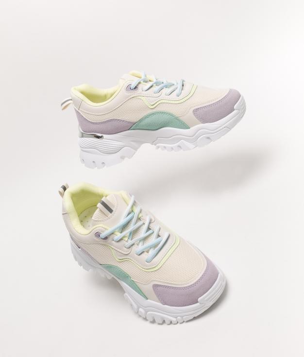 Sneakers Zane - Lilás