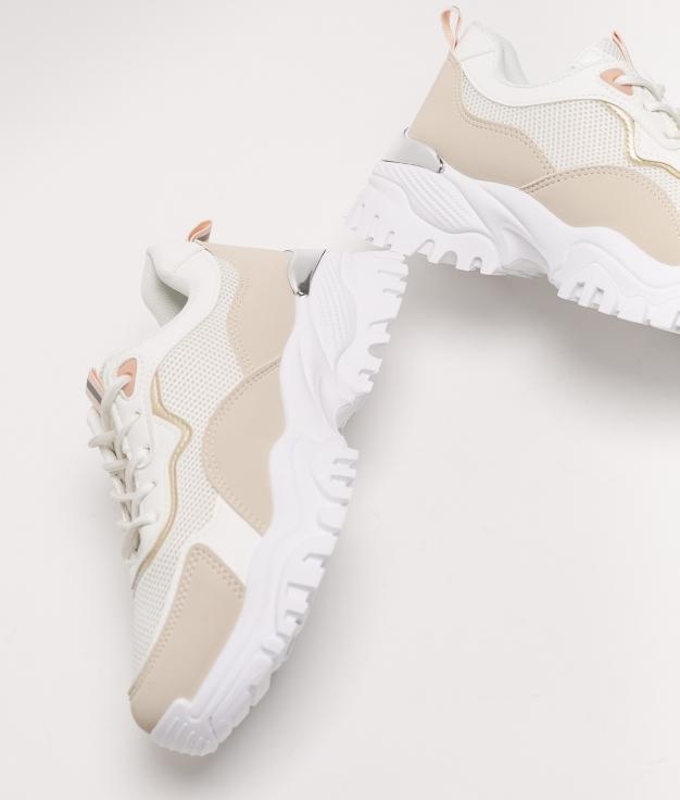 Sneakers Zane - Bege