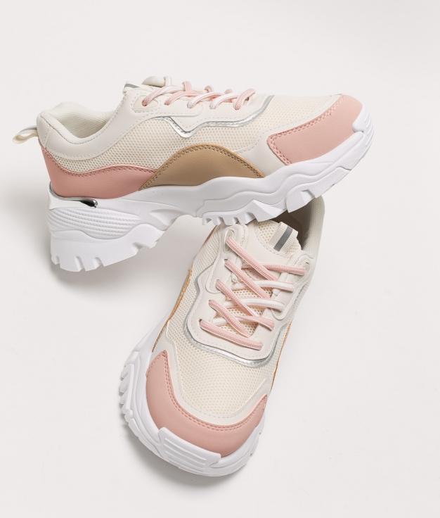 Sneakers Zane - Rosa