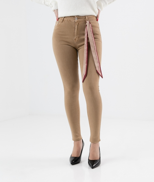 Pantalón Callut - Chameau
