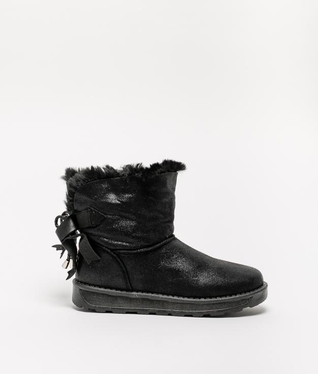 Bota Baja Julis - Negro