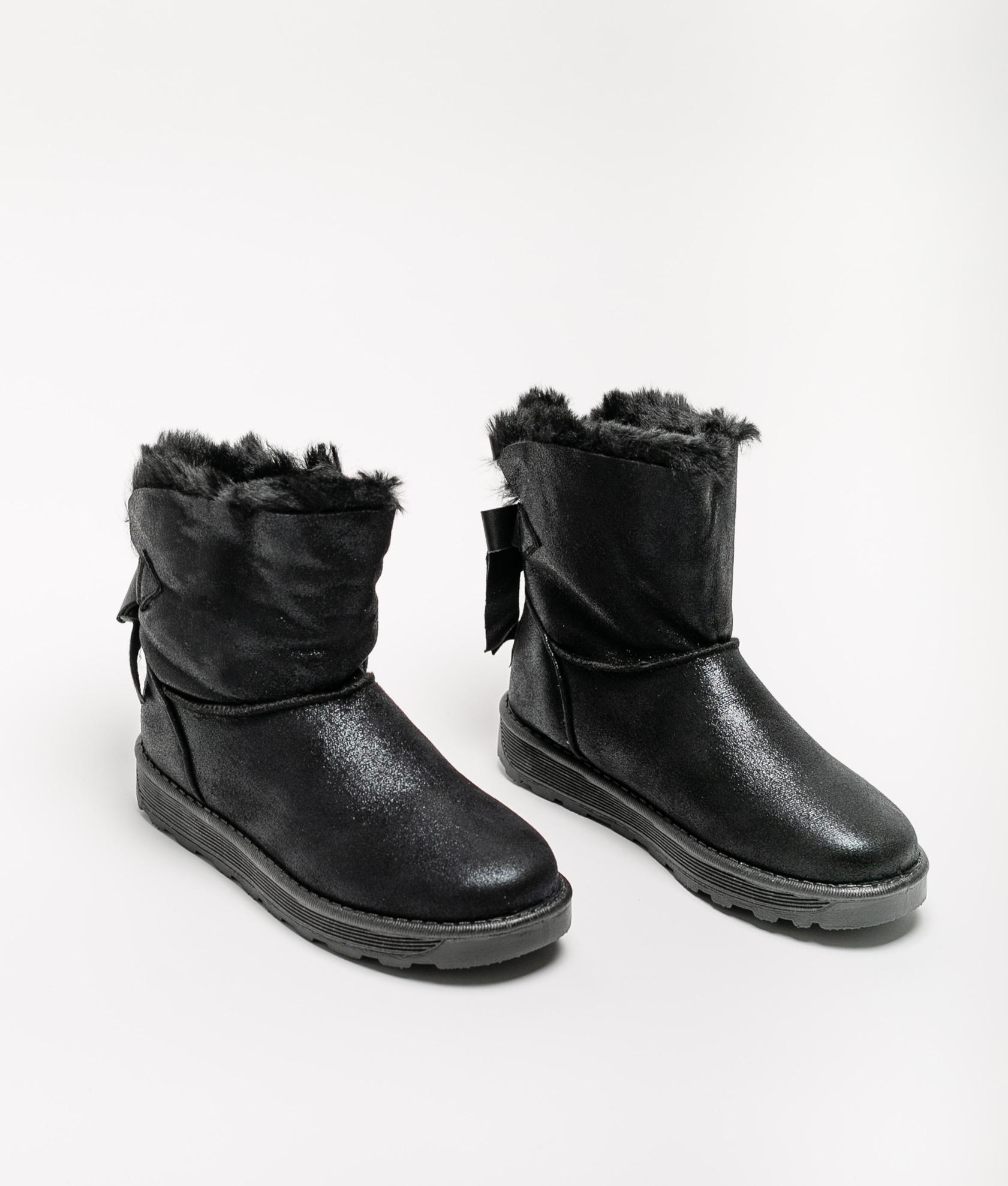 Low Boot Julis - Black