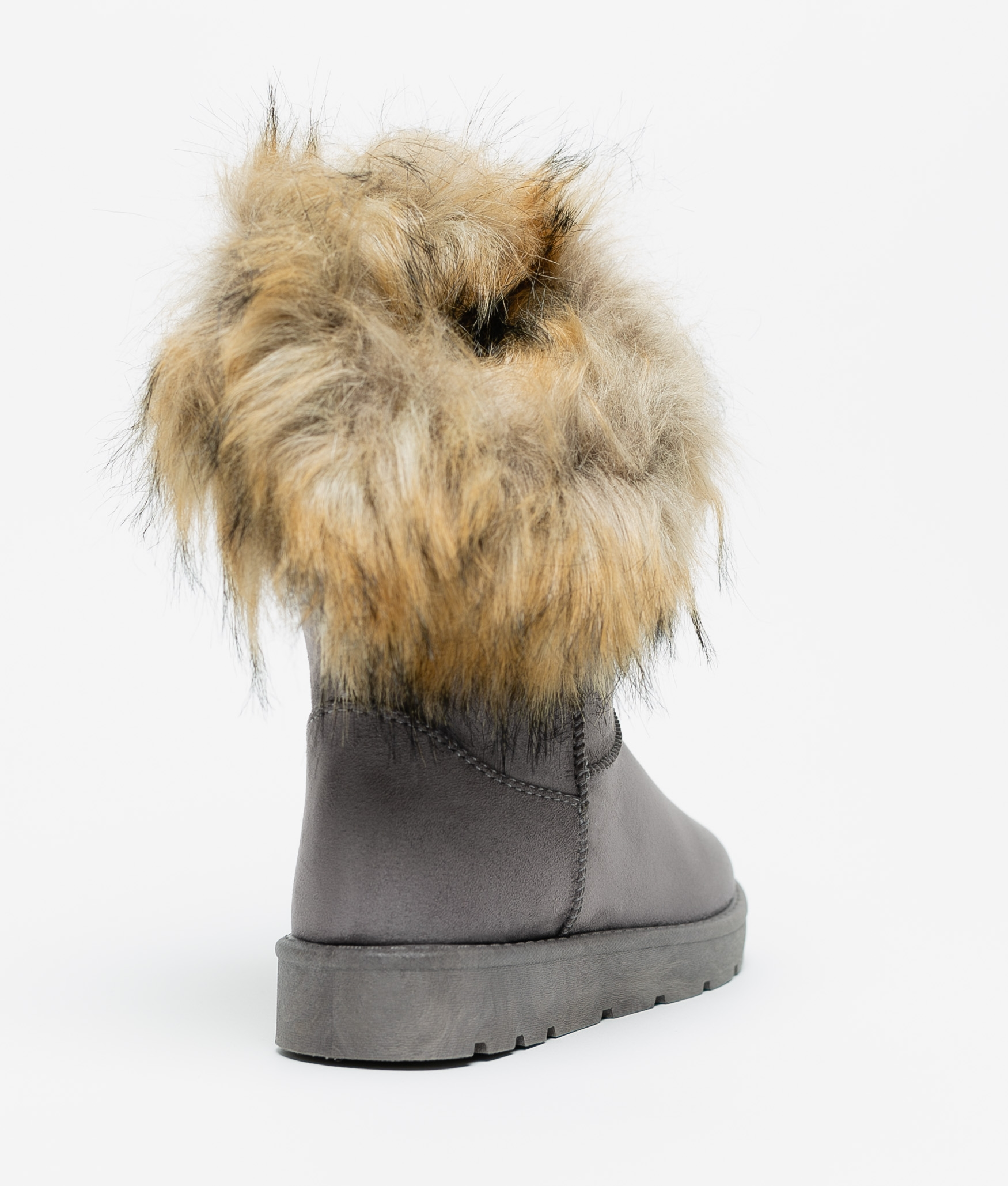 Low Boot Filomena - Grey