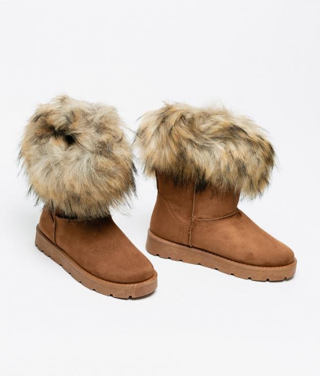 Low Boot Filomena - Camel