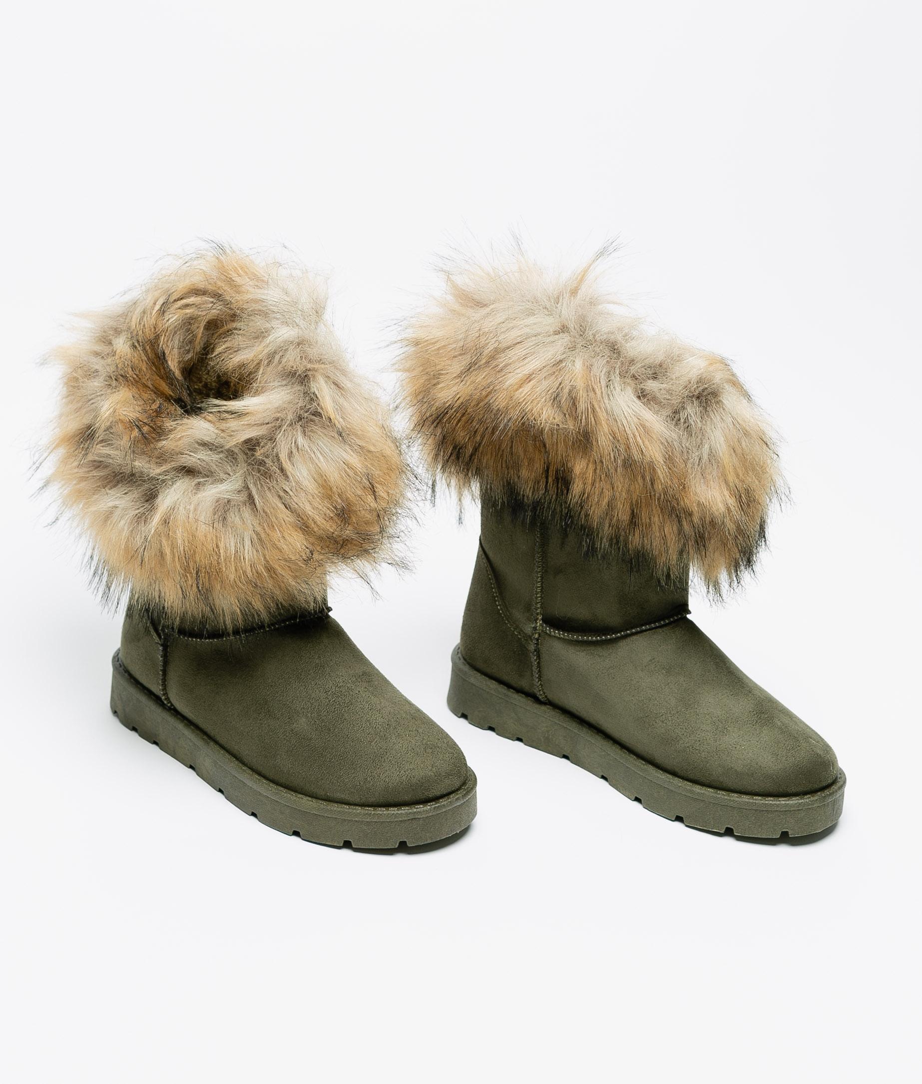 Low Boot Filomena - Green